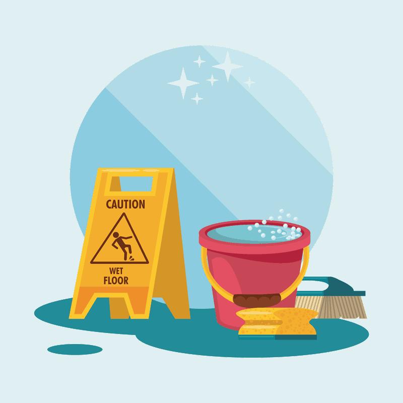 Εταιρεία - συνεργείο καθαρισμού επαγγελματικών χώρων