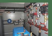 Καθοδική προστασία - συντήρηση καυστήρα πετρελαίου