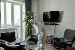Καθαρισμός κτιρίων